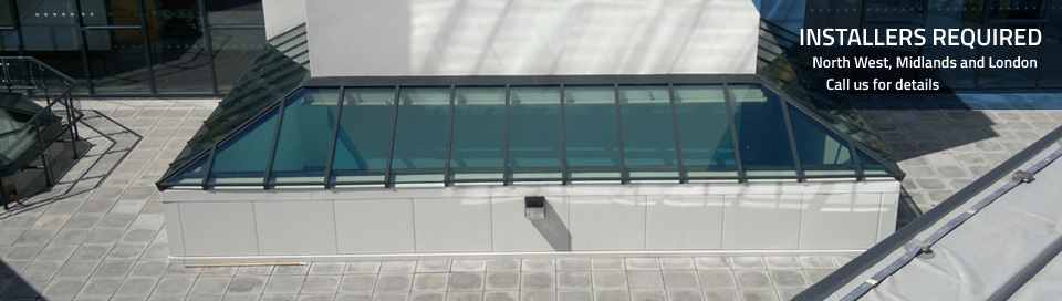 Commercial Rooflights UK