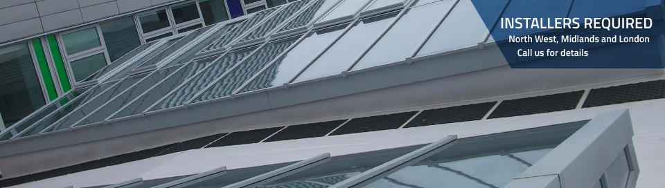 UK Industrial Natural Ventilation Systems
