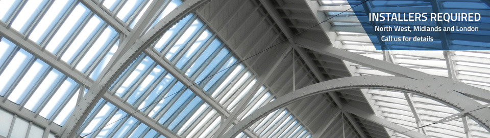 Industrial Rooflights UK