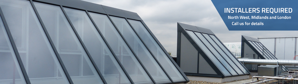 Rooflights | Natural Ventilation Systems | Industrial